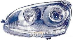 Projecteur Phare Avant sx pour Volkswagen Golf 5 Gti 2004 Au 2008 Xénon