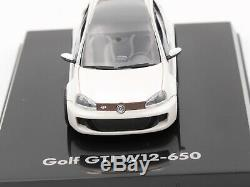 Provence Moulage 1/43 Volkswagen Golf Gti W12-650 #pm0019 Avec Sa Boite