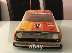RC Vintage électrique Tamiya Volkswagen Golf GTI Groupe 2 Kamei 1/12
