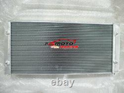 Radiateur en alliage d'aluminium pour Volkswagen VW Golf MK3 GTI 1993-1999