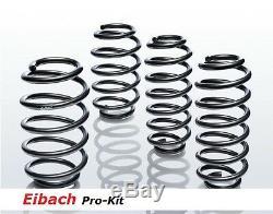 Ressorts Châssis Eibach Pro Kits Volkswagen Golf 7 Gti (au)