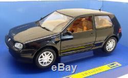 Revell 1/18 Scale Diecast 08987 Volkswagen Golf GTi Black 1998