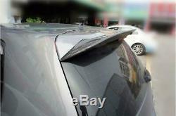 Roof Spoiler becquet arrière carbone pour Volkswagen Golf 6 VI MK6 R20 GTI 10-13