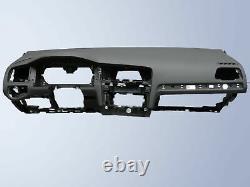 Tableau de Bord Cockpit Panneau Titane Noir VW Golf 7 5G Gti GTD R