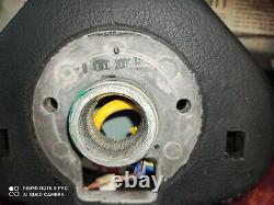 VOLANT 3 BRANCHES BOIS VOLKSWAGEN VW GOLF MK4 4 IV RARE R32 GTI 1J0419526i / 3B7