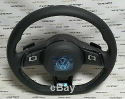 VOLANT VW Golf 7 Passat CC Arteon T-Roc Polo Tiguan Scirocco T6 RR Line GTI