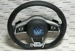 VOLANT VW Golf 7 VII Passat B8 3G Arteon Tiguan II RR Line GTI ACC FACELIFT