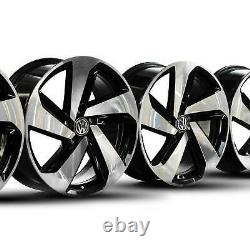 VW 18 pouces jantes Golf 6 7 GTI GTD R Milton Keynes jantes alloy