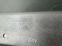 VW GOLF 7 VII GTI GTD 2012- pare-chocs avant 5G0807221 6pdc sra