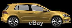 VW Golf 5 6 7 GTI GTD 19 Pouce Jantes en alliage Jantes Pneus dété R line