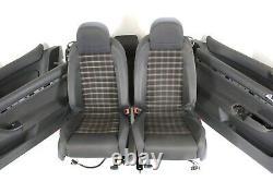 VW Golf 5 Gti Sièges Sport Aménagement Équipement Sitze Carreau Rouge Chauffants