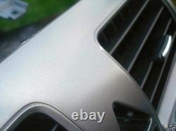 VW Golf 5 V Jetta Tableau Buse D'Air Aluminium Décor Alu Décor R-Line Gt R32 Gti