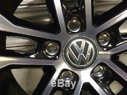 VW Golf 7 5G R Gti GTD Tcr 5G0 601 025 À Santiago Jantes 7,5J 19 Pouces Et 51