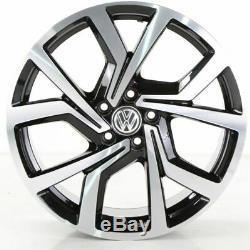 VW Golf 7 GTD Gti Jeu de Jantes Brescia 19 Roues en Alliage Pouces 5G0601025CL