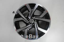 VW Golf 7 GTD Gti Jeu de Jantes Brescia Jantes 19 Pouces