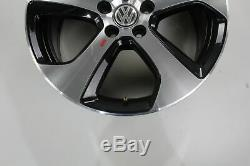 VW Golf 7 Gti GTD Jantes 18 Pouces Jeu de Jantes Austin Jantes 5G0601025AS