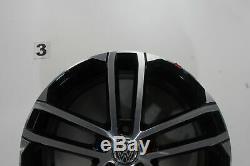 VW Golf 7 Gti GTD Jantes Nogaro Jeu de Jantes 18 Pouces Jantes