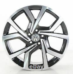 VW Golf 7 Gti & GTD Jantes en Alliage 19 Pouces Brescia Jeu de 5G0601025CL