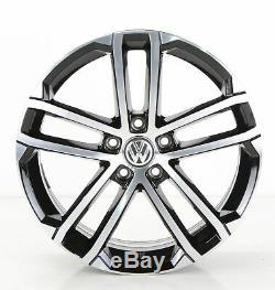 VW Golf 7 Gti GTD Jantes en Alliage Nogaro Jeu de 18 Pouces 5G0601025AQ