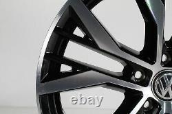 VW Golf 7 Gti & GTD Jantes en Alliage Santiago 19 Pouces Jeu de 5G0601025AN