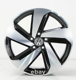 VW Golf 7 Gti GTD & R Jantes en Alliage Milton Keynes 18 Pouces Jeu de Jantes