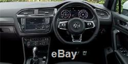 VW Golf 7 Jetta, Polo, Derby, Vento Ligne R Gti GTD GTE Direction Roue Boutons