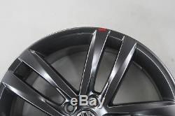 VW Golf 7 R-Line GTD Gti 18 Roues en Alliage Pouces Salvador Jantes 5G0601025AF