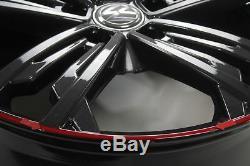 VW Golf 7 R-Line Gti GTD Jantes en Alliage 18 Pouces Séville Jeu de 5G0601025DR