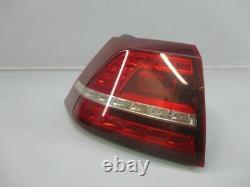 VW Golf 7 VII 5G1 2.0 Gti Feu Arrière Extérieur à Gauche 5G0945207 LED