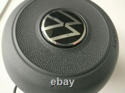 VW Golf 7 VII / Troc / T-roc R Line / GTI nouveau design logo vw Airbag Volant