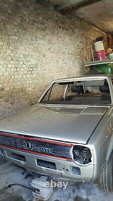 VW Golf GTI 1977 MK1 TYPE 17