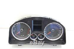 VW Golf V 5 Gti 2,0L Tsfi Utilisation de Panneau de Contrôle Instrument Compteur