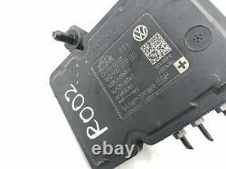 VW Golf VI 5K1 2.0 Gti ABS Esp Pompe Module de Contrôle 1K0907379BG 2011