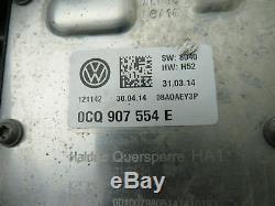VW Golf VII 7 Gti Différentiel Vérrouillage avant 0CQ907554E 0D9409055