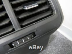 VW Golf VII 7 Gti GTD Cuir Accoudoir Central devant Titane Noir Original
