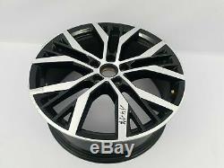 VW Golf VII GTI 19 POUCES Jante aluminium 1 pièce Jante aluminium