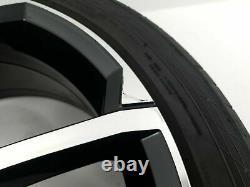 VW Golf VII GTI GTD NOGARO 18 pouces Original 1 pièce en aluminium jante en