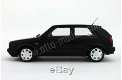 VW volkswagen golf gti II 16S 1/18 otto ottomobile OT514 1500ex