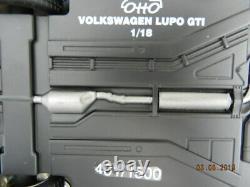 Vokswagen LUPO GTI 1/18 Ottomobile golf jetta up