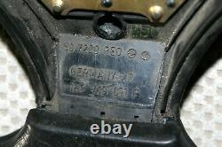 Volant VW Golf GTI MK3 Jetta Corrado Vento à trois branches en cuir 1H0419091