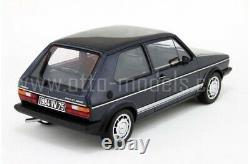 Volkswagen Golf 1 GTI 1800 Plus OT078 1/18 otto 0ttomodels Ottomobile Boxed