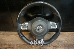 Volkswagen Golf 6 VI Gti Volant Multifonction + Airbag R Édition 35 Couture