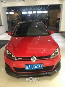 Volkswagen Golf 7 GTI Spoiler Lèvre Spoiler Lèvre Front spoiler Front Lip Aero