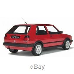 Volkswagen Golf GTI G60 Red 1/12 G019 OTTOMOBILE