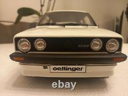 Volkswagen Golf GTI Oettinger 1982 White Ottomobile 1/12 G059 Otto