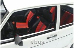 Volkswagen Golf GTI Oettinger 1982 White Ottomobile 1/12 Préorder Août 2021