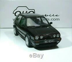 Volkswagen Golf II Gti Mk2 16V Année 1985 Noir 112 GO44 Otto-mobile
