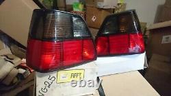 Volkswagen Golf Mk2 Gti G60 Rear Lights Smoked Fifft