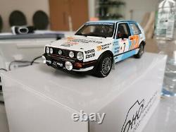Volkswagen Golf mk2 GTI 16V Rallye Monte Carlo 1987 1/18 OT852 OTTO