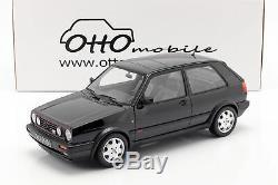 Volkswagen VW Golf Gti Mk2 16V Année 1989 Noir 112 ottomobile